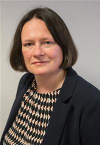 Judith Greenhalgh, chief executive of Denbighshire council