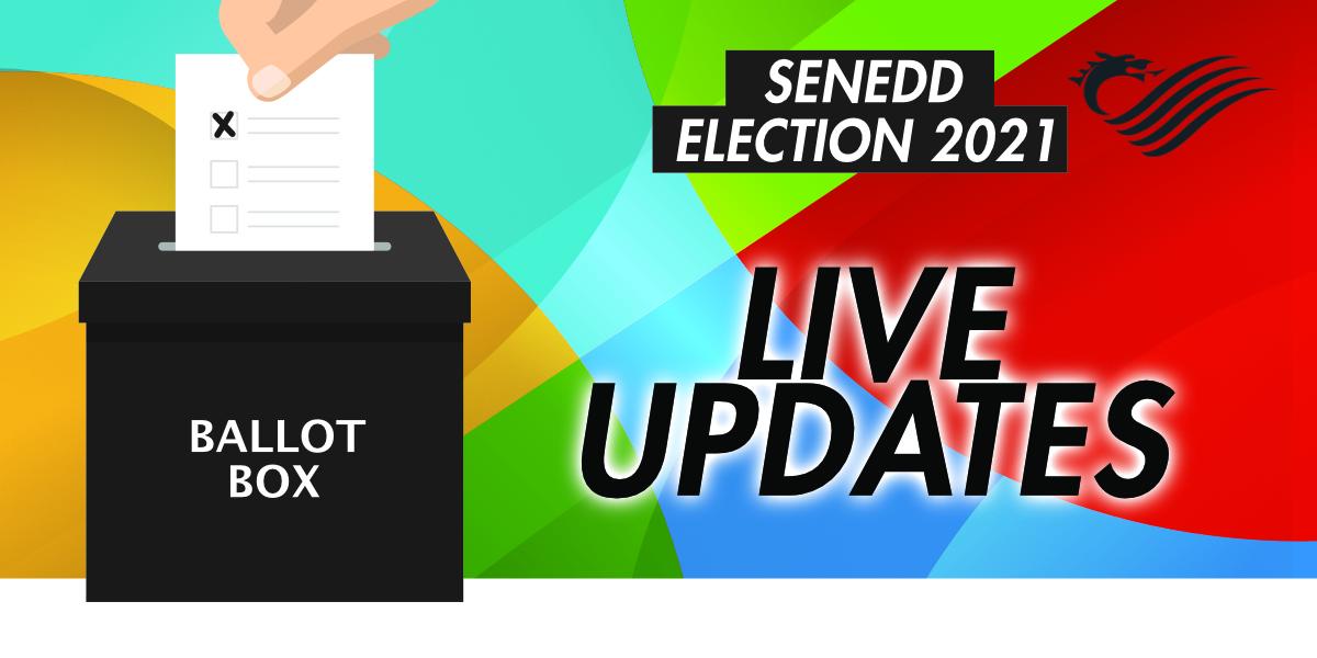 LIVE: Senedd Election 2021 results